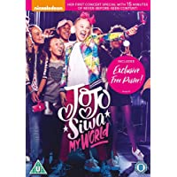 Jojo Siwa: My World (Exclusive Poster Included) [DVD]