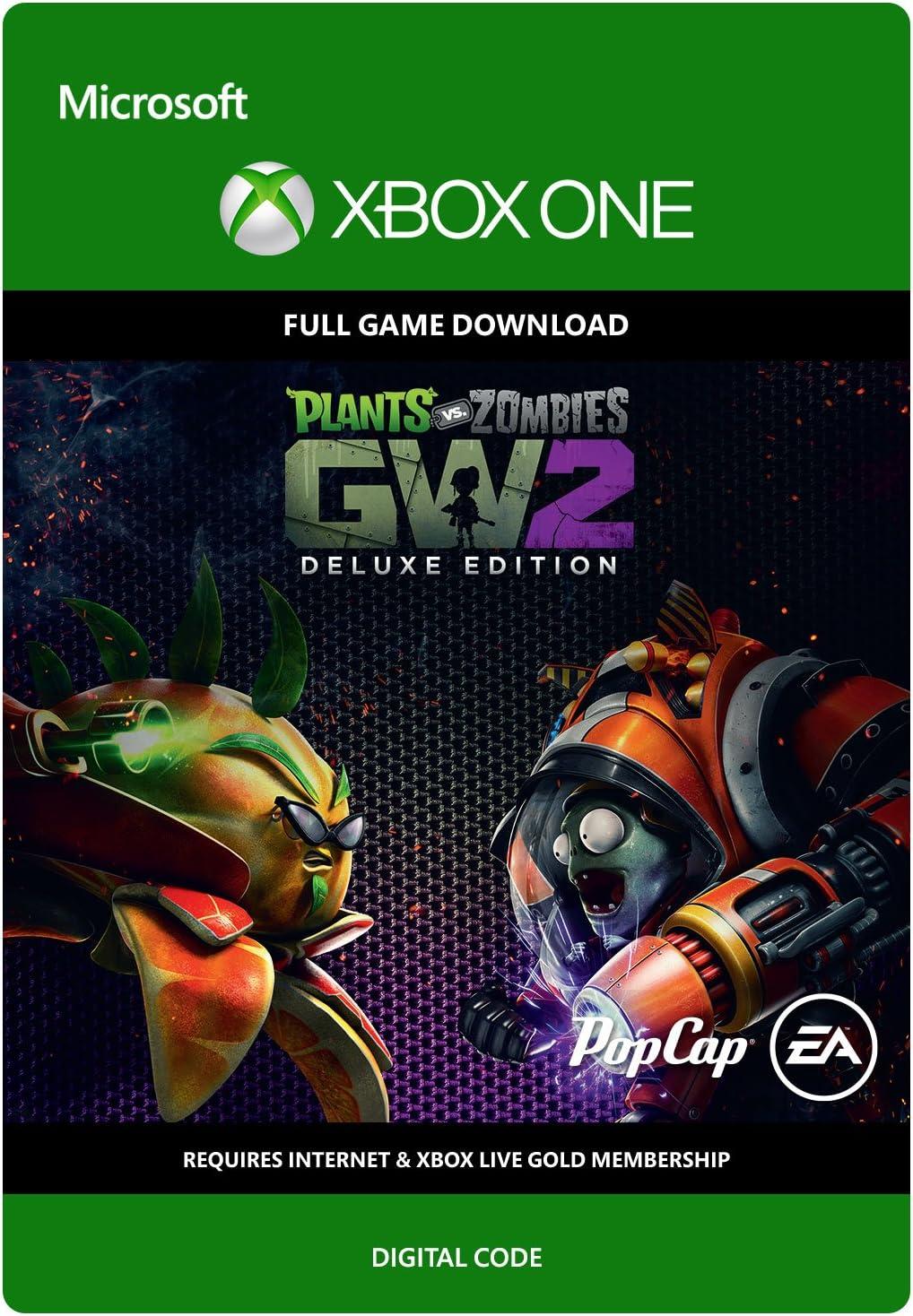 Amazon com: Plants vs  Zombies Garden Warfare 2 - PC [NO