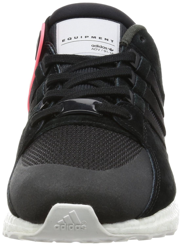 adidas Scarpe Donna Equipment Support Ultra in Tessuto Nero