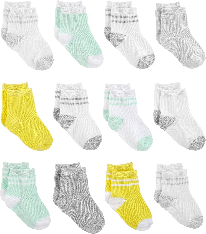 Calzini Confezione da 12 calzini - Beb/è femminuccia Simple Joys by Carters