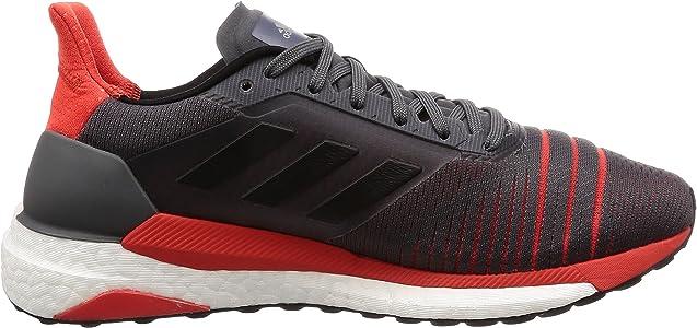adidas Solar Glide M, Zapatillas de Running para Hombre, Gris (Gricin/Negbás/Roalre 0), 42 2/3 EU: Amazon.es: Zapatos y complementos