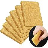 6 Pieces Glue Residue Eraser Rubber Cement Eraser 50 x 35 x 5 mm Skateboard Cleaner Sanding Discs Scooter Eraser Remove Erase