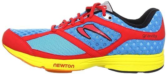 Amazon.com | Newton Running Gravity (Blue/Red) Mens Running Shoes (Blue/Red) | Running