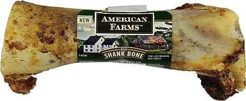 AMERICAN FARMS Beef Shank Bone for Pets