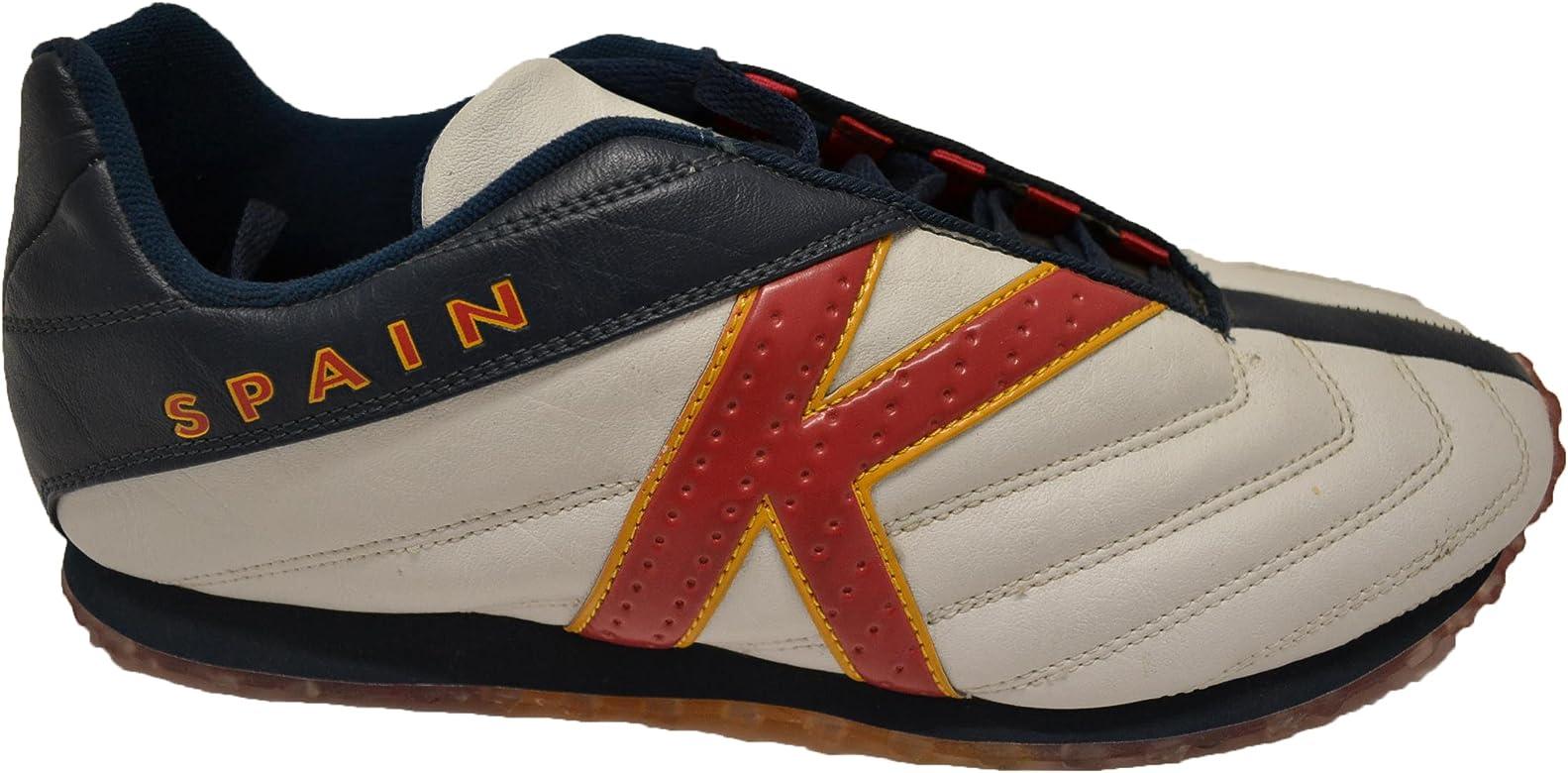 Kelme Mundial Spain - Zapatilla Deportiva de Tiempo Libre. Talla 44: Amazon.es: Zapatos y complementos