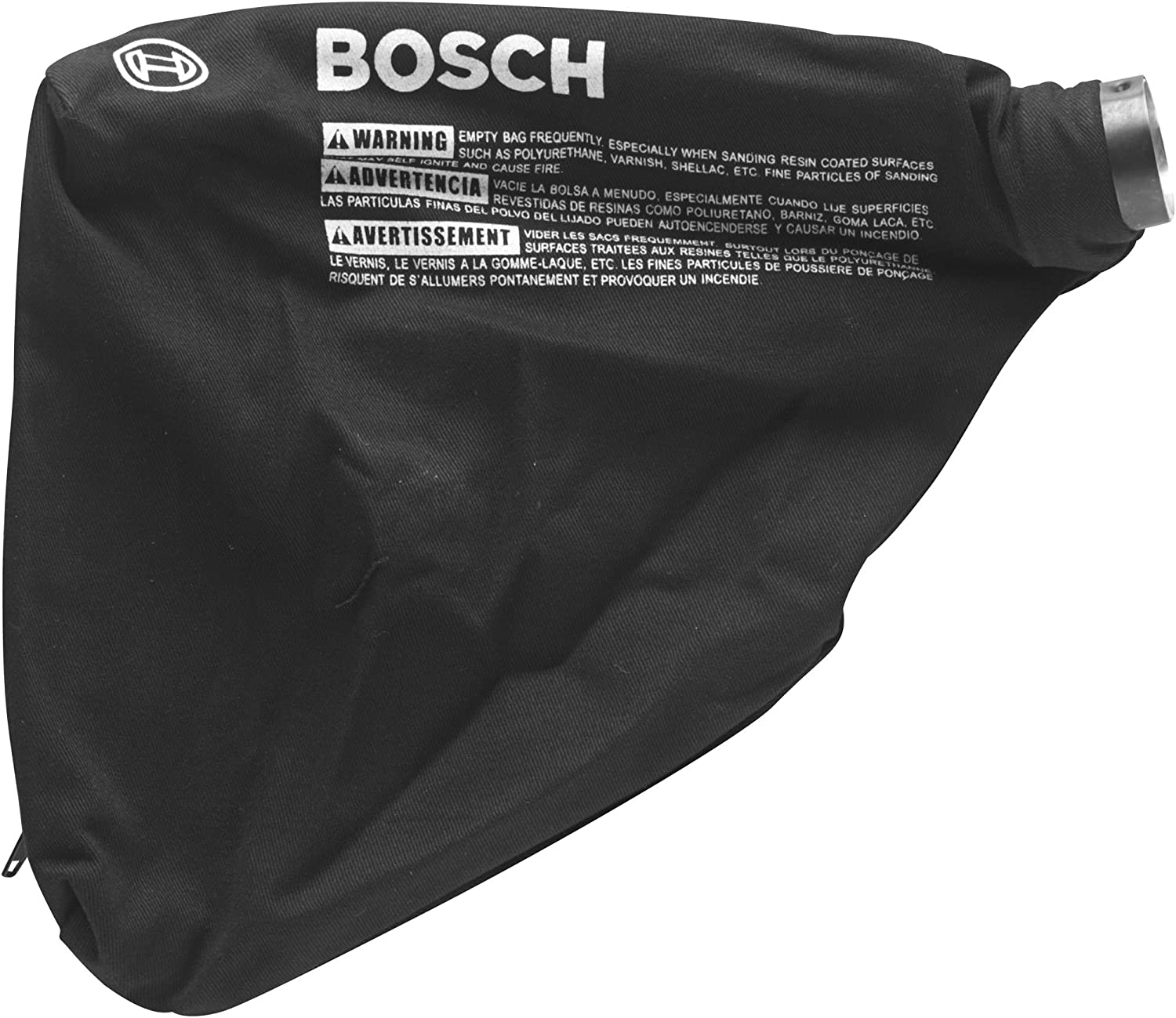 Bosch SA1050 Dust Bag Assembly for 4x24 and 3x24 Belt Sanders