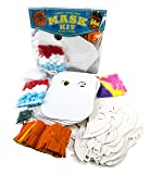 MindWare Make Your Own Mask Kit. Creative Arts and Crafts Fun for Ages 5 to 8