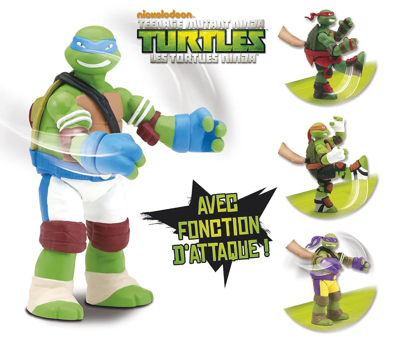 Marca + desconocida Tortuga Ninja Combat 12 cm Modelo ...