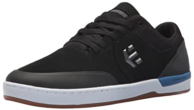 Etnies Mens Men's Marana XT Skate Shoe, Black/Dark Grey/Royal, 8