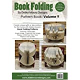 Debbi Moore Designs Book Folding Pattern Book Volume 9 ~ Angel, Star, Christmas