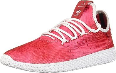 Estéril lo hizo puente  Amazon.com | adidas Originals Kids' Pw Tennis Hu J Running Shoe | Sneakers