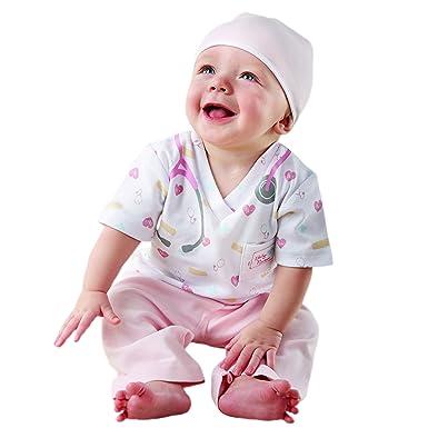 Amazon.com: Baby Aspen Big Dreamzzz Baby Nurse Layette Set, 0-6 ...