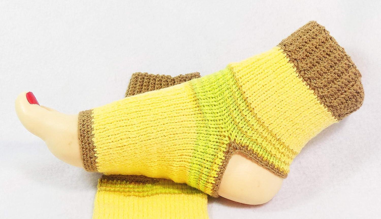 Amazon Handmade Flip Flop Sock Cotton Yoga Socks Pedicure
