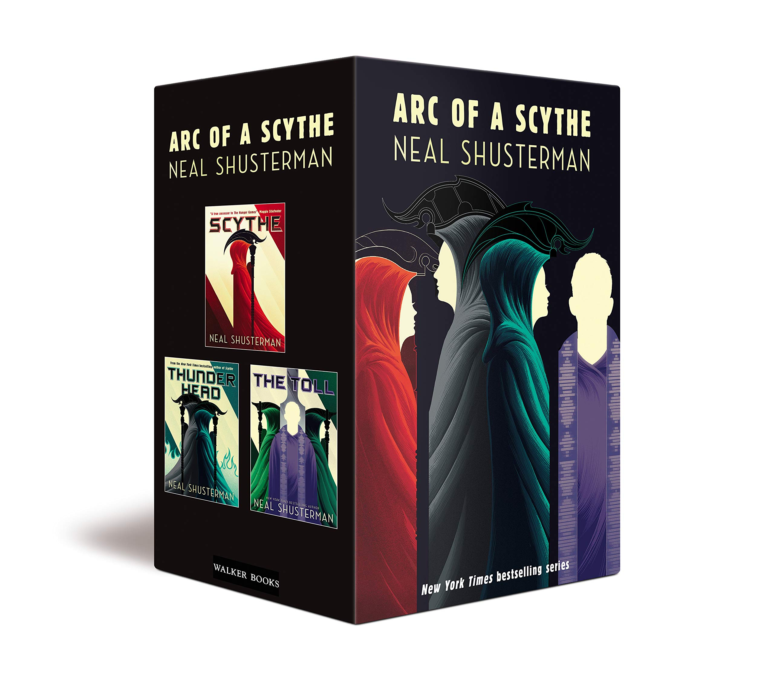 Image result for Arc of a Scythe Boxed Set