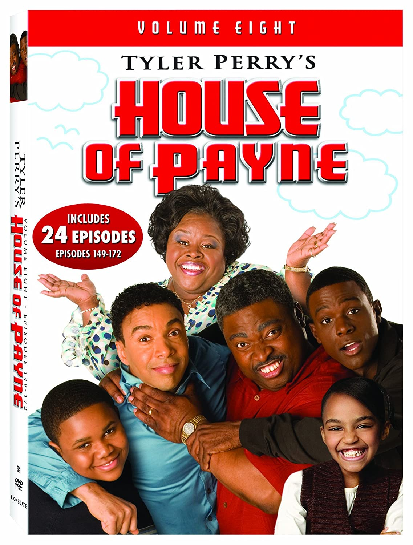Tyler Perry House Of Payne Season 6 Episode 25 House