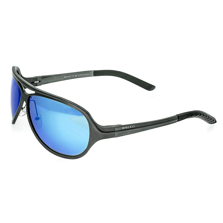 Breed Men's Langston Aluminium Sunglasses