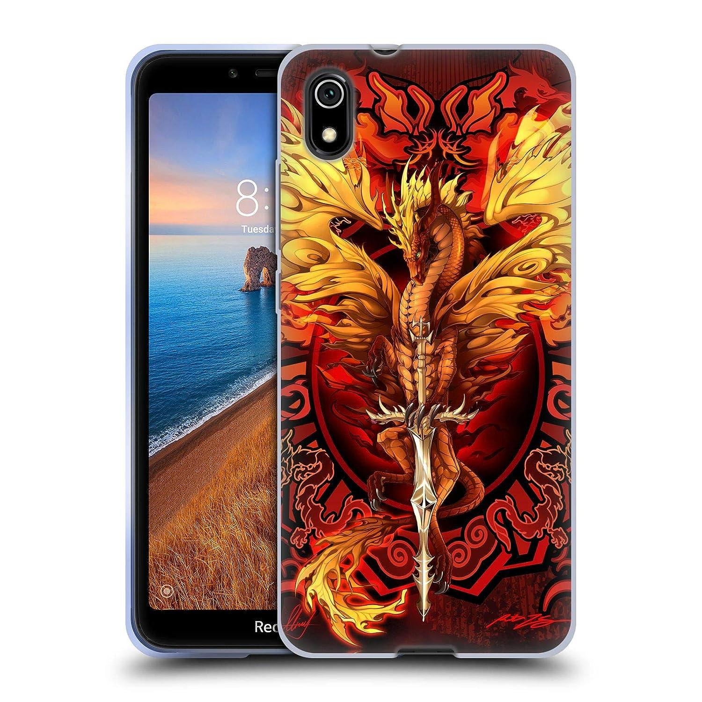 Amazon.com: Official Ruth Thompson Flameblade Dragons Soft ...