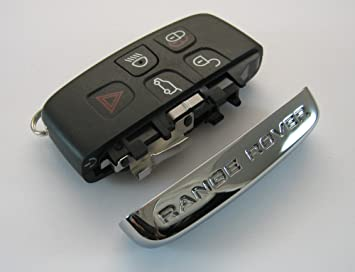 Genuine Range Rover / Sport / Evoque Key Case Shell Refresh Kit (WITHOUT  ELECTRONICS)