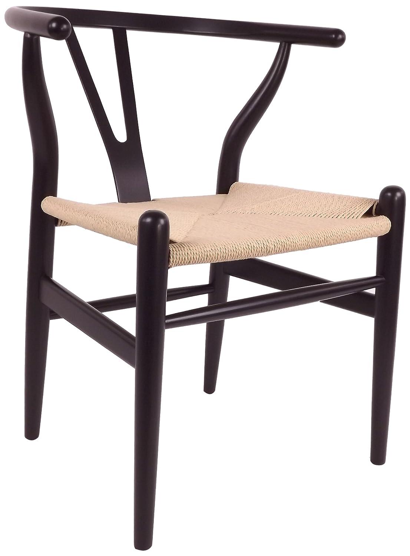 The Wishbone Chair Amazon control brand dc541natural the wishbone chair chairs sisterspd