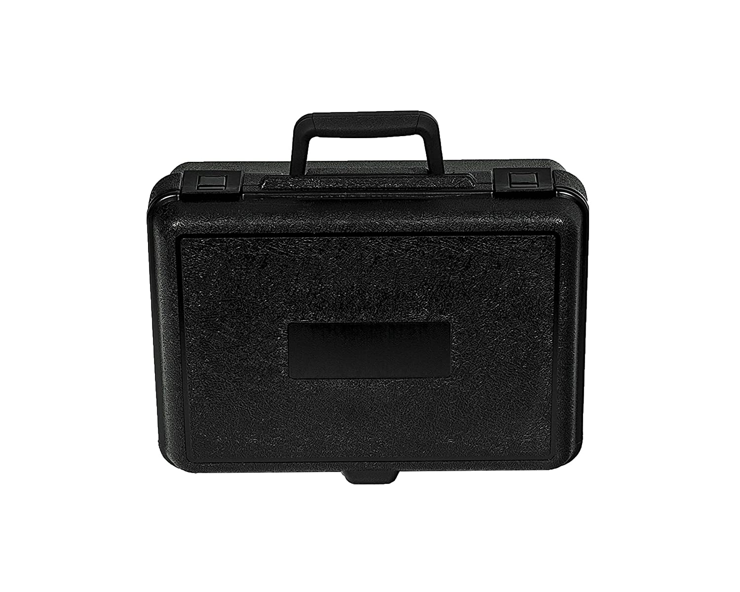 "PFC 135-100-044-5SF Plastic Carrying Case, 13 1/2"" x 10"" x 4 3/8"", Black"
