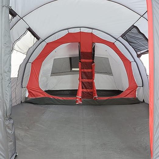 Familienzelt groß, Justcamp Atlanta 5, Tunnelzelt mit