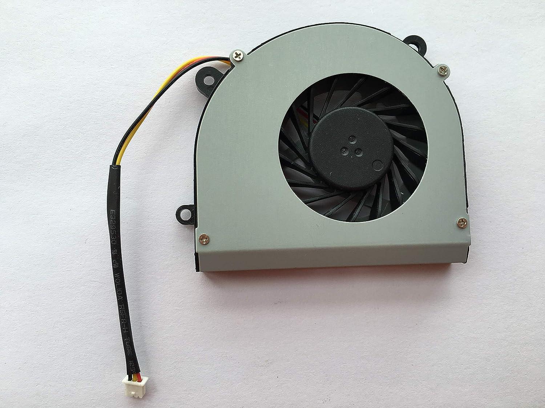 HK-Part Fan for MSI GP60 CX61 FX600 FX620 GE620 16GH CPU Cooling Fan 6010M05F 396