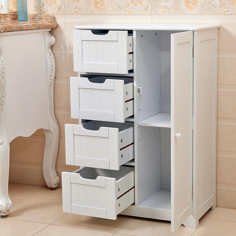 Berühmt Weißer Holzschrank Fotos - Schlafzimmer Ideen - losviajes.info