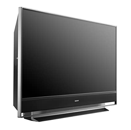 amazon com sony bravia sxrd kds 55a3000 55 inch 1080p rear rh amazon com 60 Inch Sony SXRD Lamp Sony SXRD Projection TV Manual