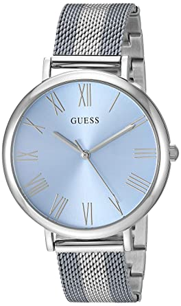 ff7be2cdc67 Image Unavailable. Image not available for. Color  GUESS Women s Quartz  Stainless Steel Watch