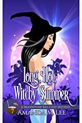 Long, Hot, Witchy Summer (A Moonstone Bay Cozy Mystery Book 7) Kindle Edition