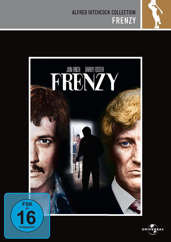 Frenzy [Alemania] [DVD]: Amazon.es: Jon Finch, Barry Foster ...