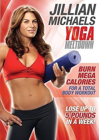 Jillian Michael - Yoga Meltdown [DVD]