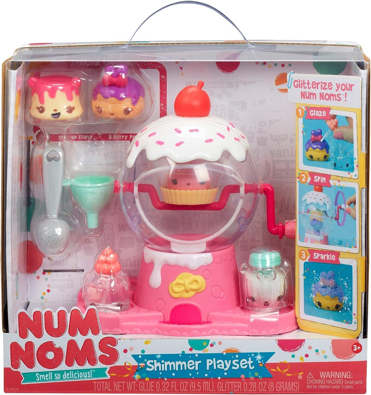 Mag-Lite Num Noms Zestaw do brokatowania [FIGURKA]: Amazon.es: Juguetes y juegos