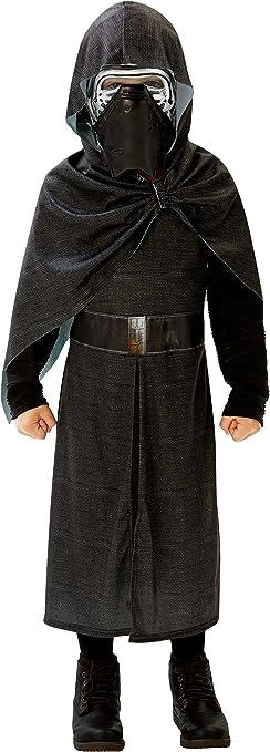 Oferta amazon: Star Wars - Disfraz de Kylo Ren Deluxe para niños, M 5-6 años (Rubie's 620261-M)