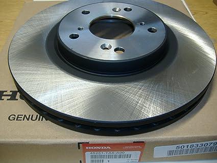 2005 honda accord brakes and rotors