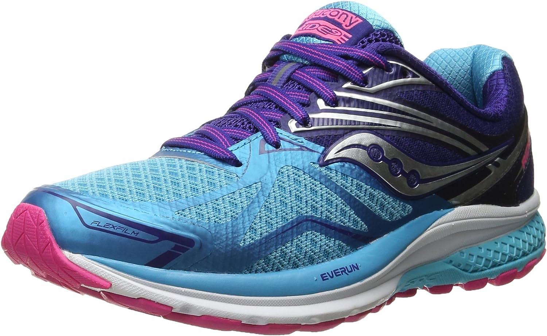 Saucony Ride 9 S10318-1  Women/'s Running Shoes
