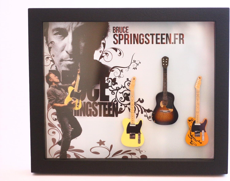 RGM8820 Bruce Springsteen Colección de guitarra en miniatura en el ...