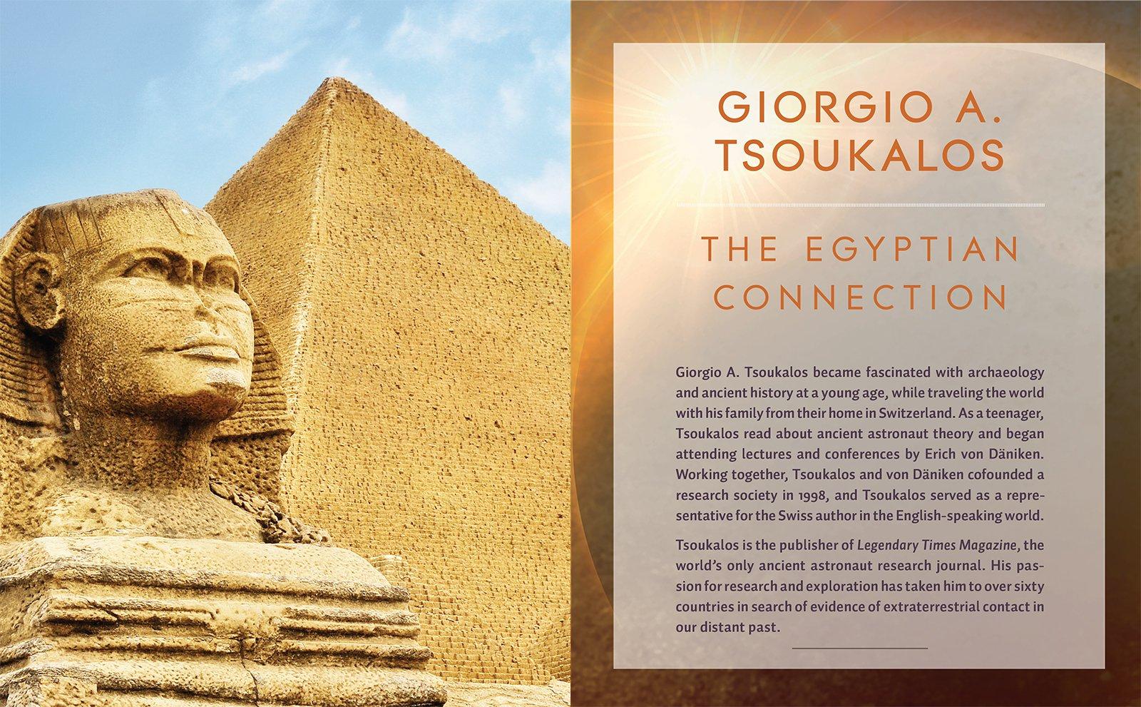 Resultado de imagen para GIORGIO TSOUKALOS TRAVEL THROUGH TIME