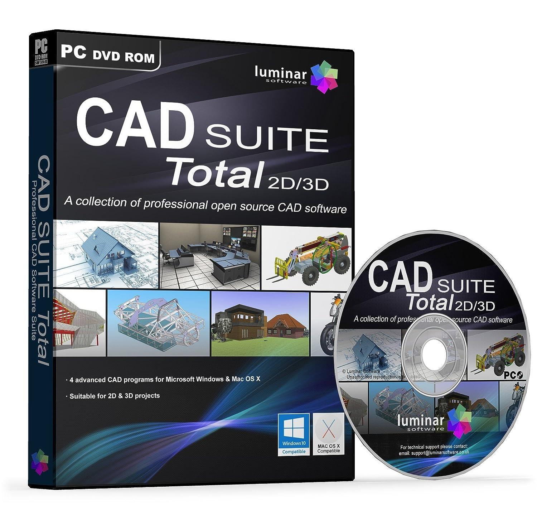 CAD SUITE Total 2D 3D