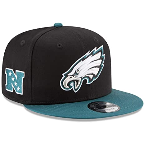 8bd0c510da6 Image Unavailable. Image not available for. Color  New Era NFL Philadelphia  Eagles Baycik Snap 9Fifty Snapback Cap ...