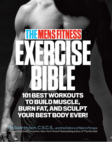 mens diet and exercise books