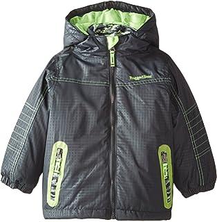 7fa2da68802d Amazon.com  Rugged Bear Little Girls  Toddler Systems Coat with ...