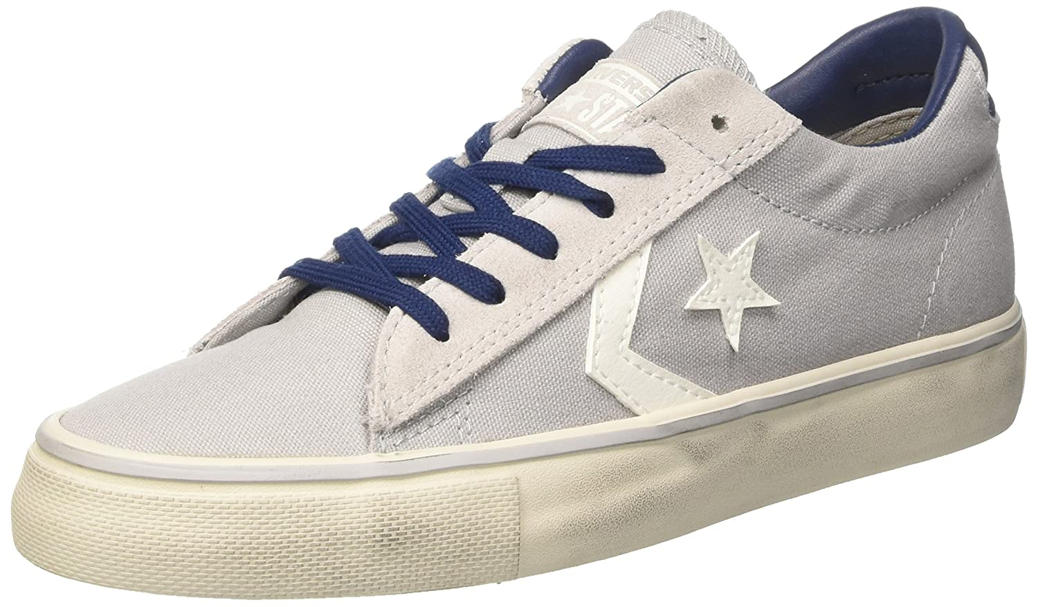 MultiCouleure (Ash gris Turtledove Navy Ash gris Turtledove Navy) Converse 156792c, Chaussures Multisport Outdoor Mixte Adulte 37 EU
