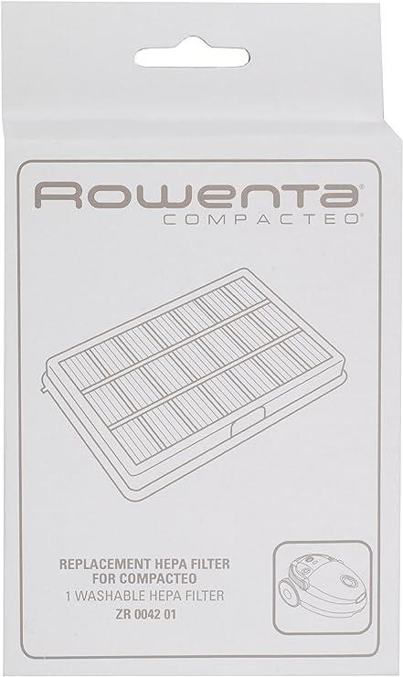 Rowenta ZR004201 Filtros para aspiradoras de trineo: Amazon.es: Hogar