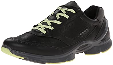 Ecco Biom Evo Trainer Ladies, Damen Outdoor Fitnessschuhe, Schwarz (Black/ Peppermint)