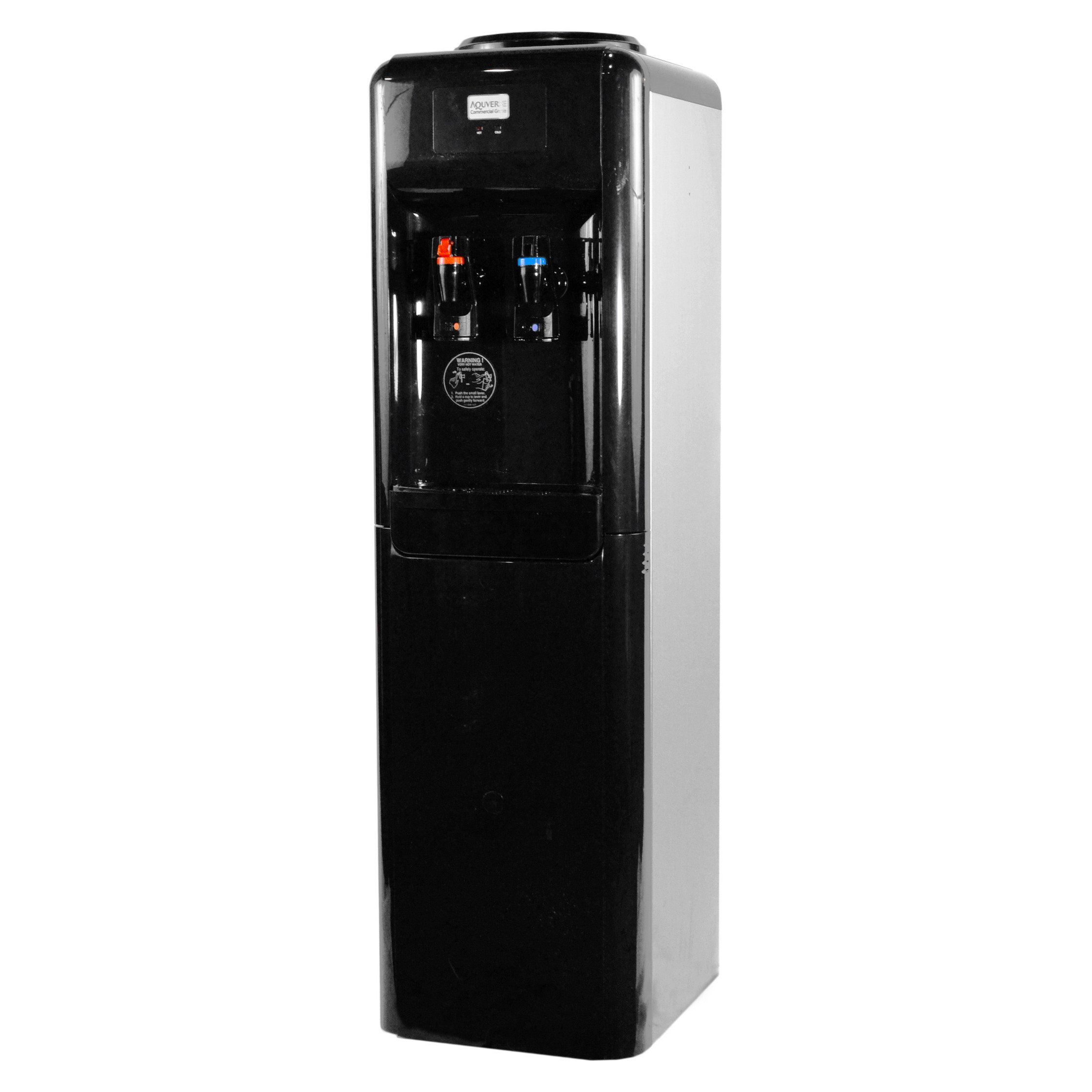 Aquverse Free-Standing Hot and Cold Water Cooler