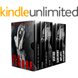The Ultimate Box of Terror (8 Book box set)
