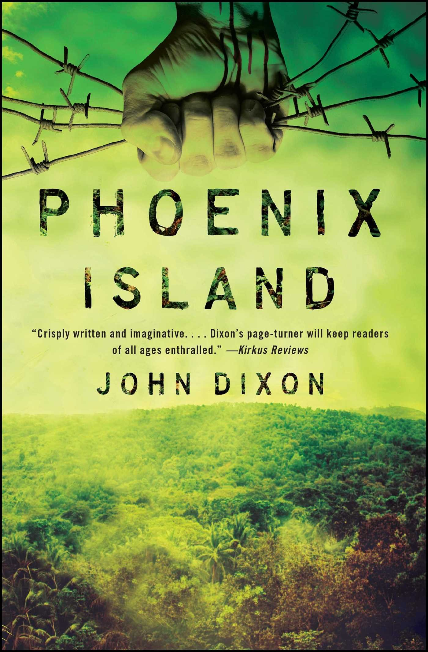 Phoenix Island Stoker Award Readers product image