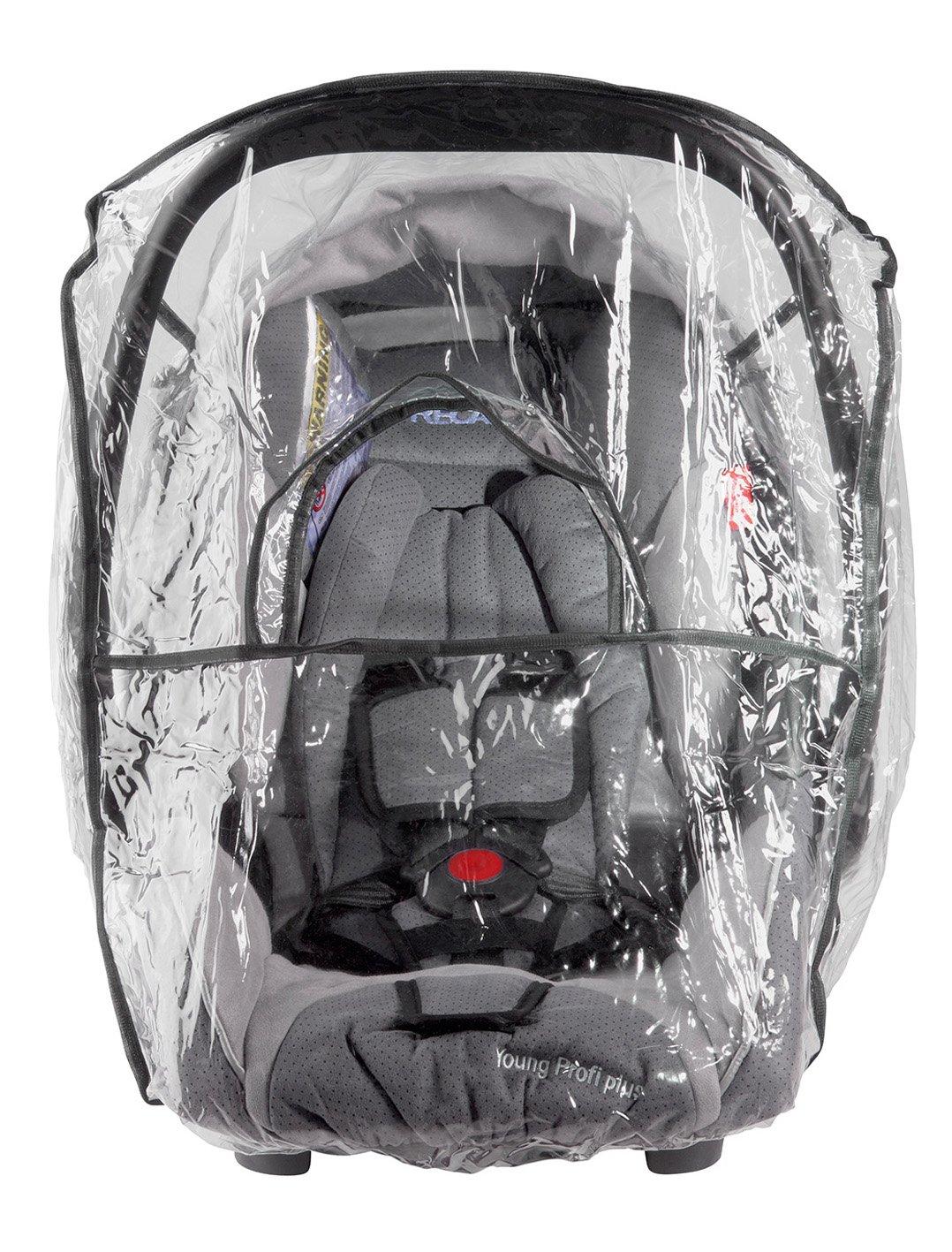 Recaro 381600000 - Protector de lluvia para Young Profi plus (Grupo 0/0+, color transparente opaco) 3816.000.00