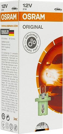Osram 2722mfx Original Leiterplatteneinbau Sockel Bx8 5d 12v 2w 1 Lampe Osram Auto